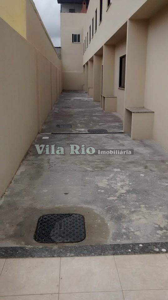 LATERAL - Casa 3 quartos à venda Colégio, Rio de Janeiro - R$ 280.000 - VE30020 - 19