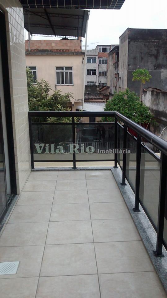 VARANDA - Casa 3 quartos à venda Colégio, Rio de Janeiro - R$ 280.000 - VE30020 - 5