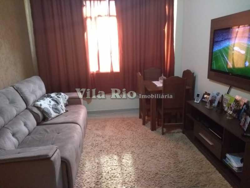 SALA 1 - Apartamento À VENDA, Olaria, Rio de Janeiro, RJ - VA20685 - 1