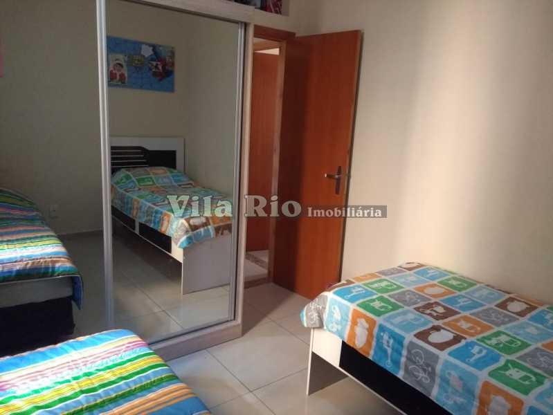 QUARTO 2 - Apartamento À VENDA, Olaria, Rio de Janeiro, RJ - VA20685 - 5