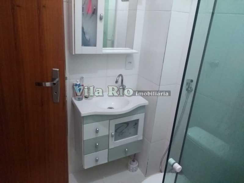 BANHEIRO 1 - Apartamento À VENDA, Olaria, Rio de Janeiro, RJ - VA20685 - 7