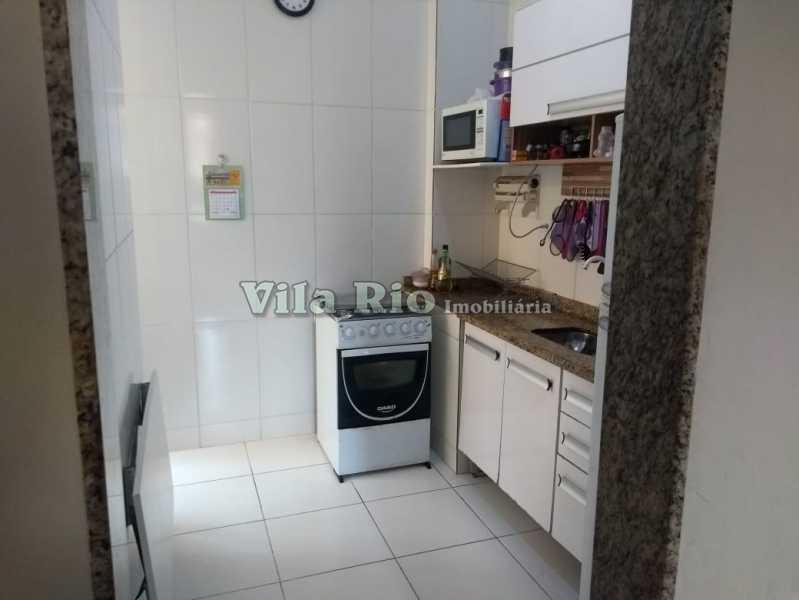 COZINHA 1 - Apartamento À VENDA, Olaria, Rio de Janeiro, RJ - VA20685 - 9