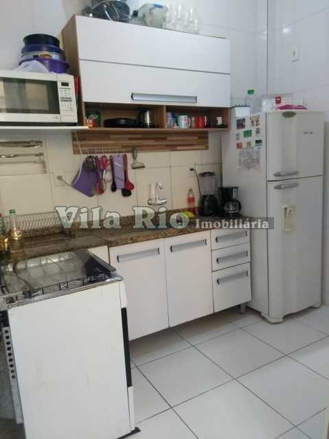 COZINHA - Apartamento À VENDA, Olaria, Rio de Janeiro, RJ - VA20685 - 12