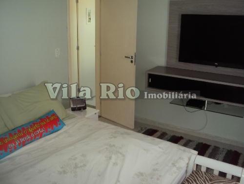 QUARTO1 - Casa 2 quartos à venda Vila da Penha, Rio de Janeiro - R$ 395.000 - VR20272 - 5