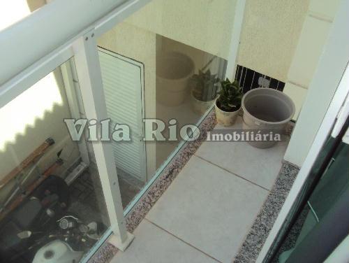 VARANDA - Casa 2 quartos à venda Vila da Penha, Rio de Janeiro - R$ 395.000 - VR20272 - 14