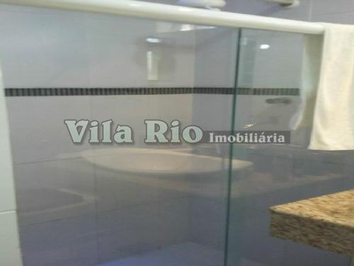 BANHEIRO1 - Casa 2 quartos à venda Braz de Pina, Rio de Janeiro - R$ 500.000 - VR20279 - 12