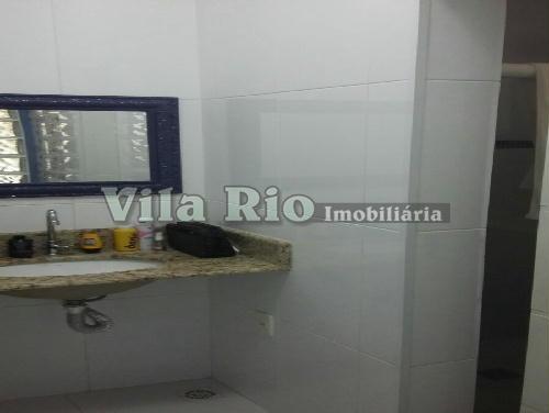 BANHEIRO3.1 - Casa 2 quartos à venda Braz de Pina, Rio de Janeiro - R$ 500.000 - VR20279 - 16