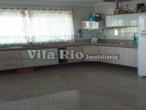 COZINHA - Casa 2 quartos à venda Braz de Pina, Rio de Janeiro - R$ 500.000 - VR20279 - 17