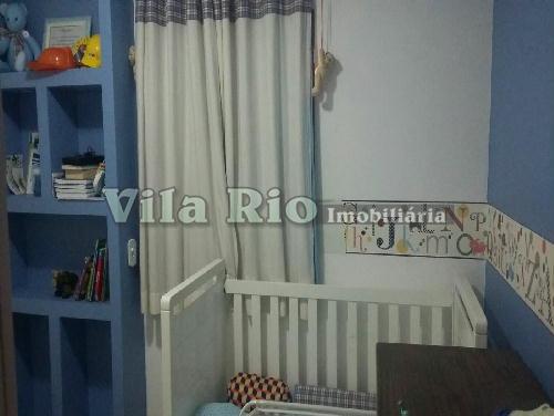 QUARTO1.2 - Casa 2 quartos à venda Braz de Pina, Rio de Janeiro - R$ 500.000 - VR20279 - 9