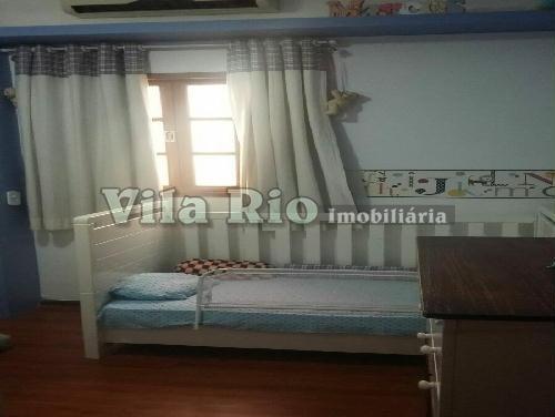 QUARTO1 - Casa 2 quartos à venda Braz de Pina, Rio de Janeiro - R$ 500.000 - VR20279 - 7