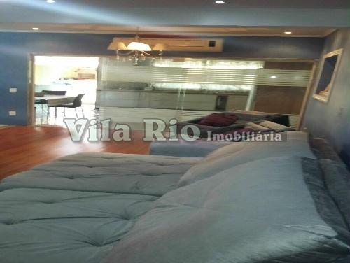 SALA1.2 - Casa 2 quartos à venda Braz de Pina, Rio de Janeiro - R$ 500.000 - VR20279 - 5