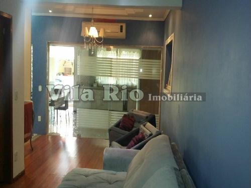 SALA1 - Casa 2 quartos à venda Braz de Pina, Rio de Janeiro - R$ 500.000 - VR20279 - 3