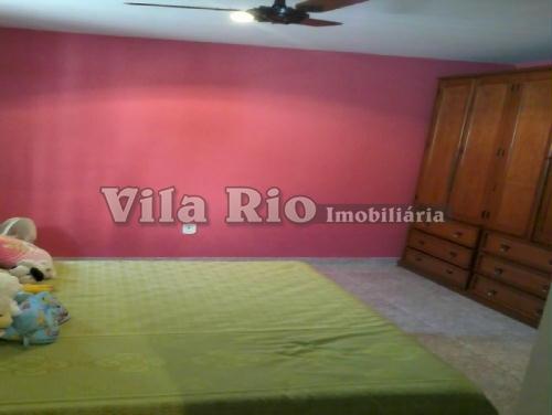 QUARTO1 - Casa À VENDA, Bonsucesso, Rio de Janeiro, RJ - VR30175 - 5