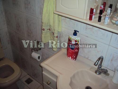 BANHEIRO1 - Casa 3 quartos à venda Vista Alegre, Rio de Janeiro - R$ 980.000 - VR30188 - 13