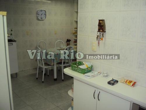COZINHA - Casa 3 quartos à venda Vista Alegre, Rio de Janeiro - R$ 980.000 - VR30188 - 18