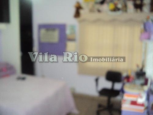 QUARTO1.1 - Casa 3 quartos à venda Vista Alegre, Rio de Janeiro - R$ 980.000 - VR30188 - 8