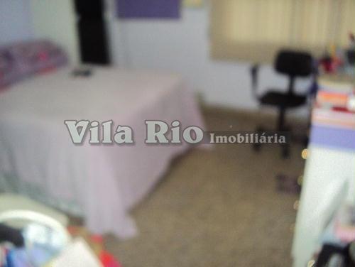QUARTO1 - Casa 3 quartos à venda Vista Alegre, Rio de Janeiro - R$ 980.000 - VR30188 - 7