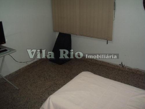QUARTO2 - Casa 3 quartos à venda Vista Alegre, Rio de Janeiro - R$ 980.000 - VR30188 - 9