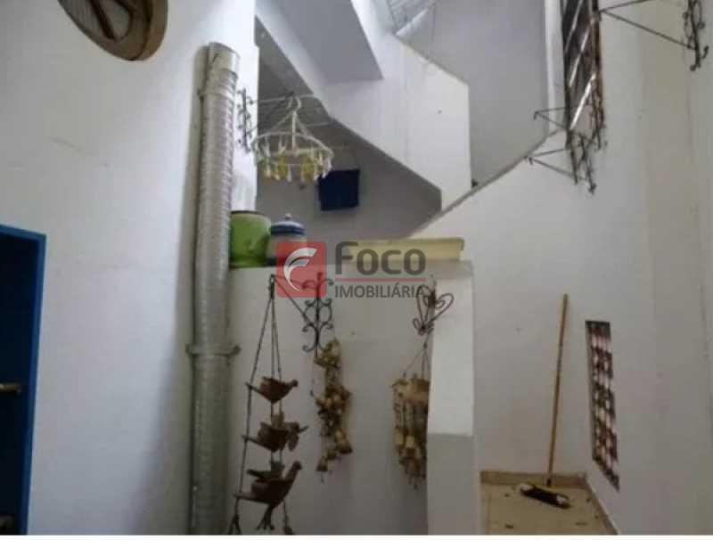 circulação Externa - Casa à venda Rua Roquete Pinto,Urca, Rio de Janeiro - R$ 3.500.000 - JBCA80005 - 12