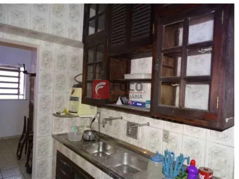 Copa cozinha - Casa à venda Rua Roquete Pinto,Urca, Rio de Janeiro - R$ 3.500.000 - JBCA80005 - 20