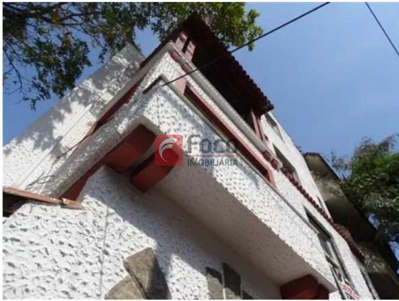 Fachada 1 - Casa à venda Rua Roquete Pinto,Urca, Rio de Janeiro - R$ 3.500.000 - JBCA80005 - 21