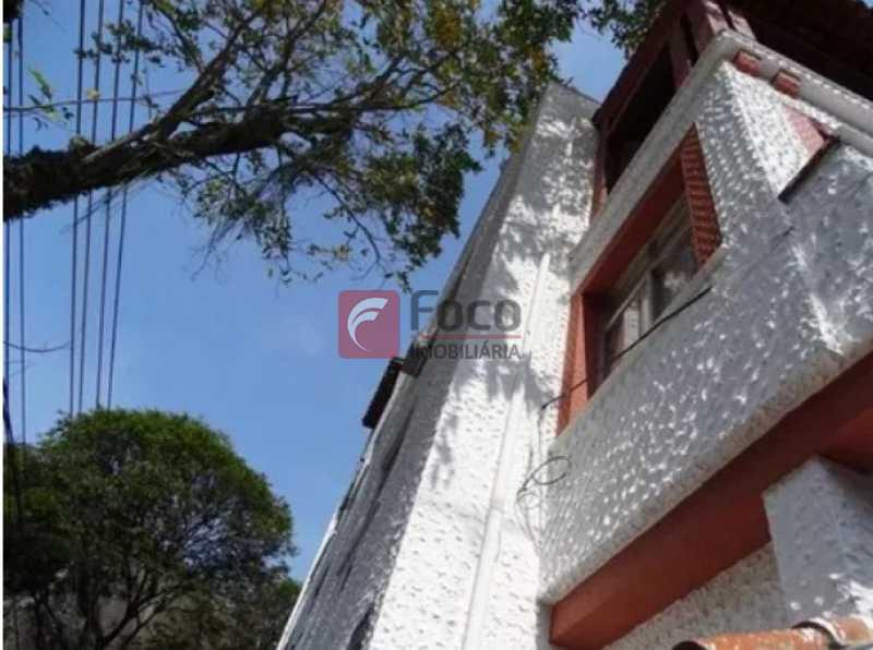 Fachada - Casa à venda Rua Roquete Pinto,Urca, Rio de Janeiro - R$ 3.500.000 - JBCA80005 - 22