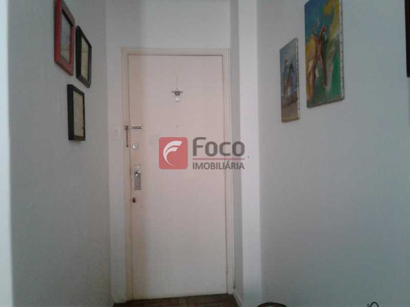 HALL ENTRADA - Apartamento à venda Rua Lópes Quintas,Jardim Botânico, Rio de Janeiro - R$ 790.000 - FLAP22072 - 17
