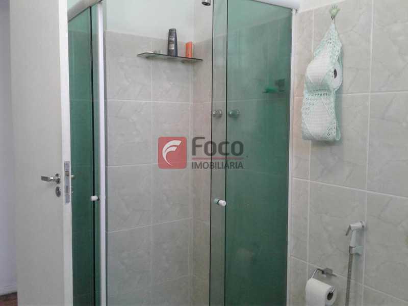 BANHEIRO SOCIAL - Apartamento à venda Rua Lópes Quintas,Jardim Botânico, Rio de Janeiro - R$ 790.000 - FLAP22072 - 12