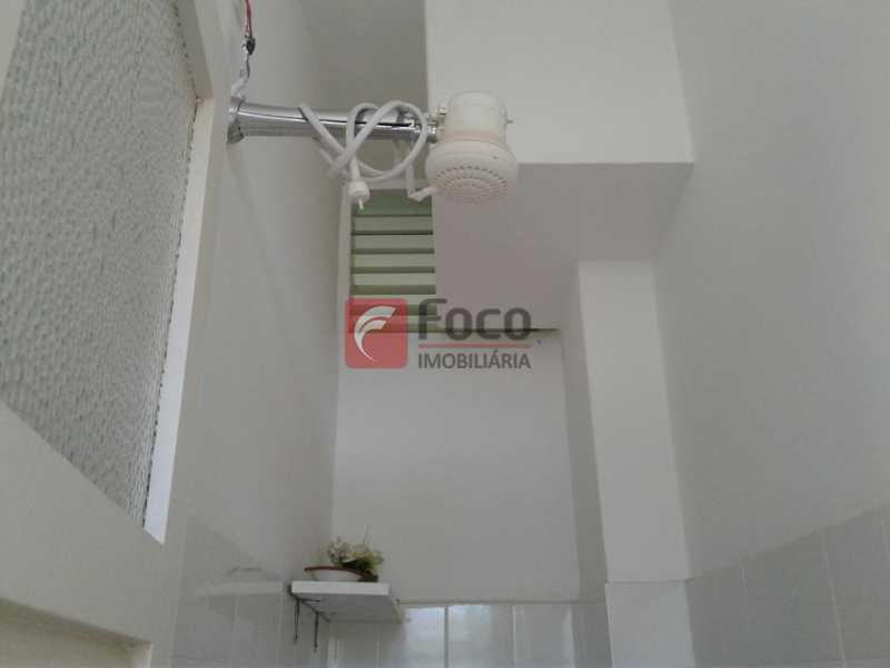 BANHEIRO EMPREGADA - Apartamento à venda Rua Lópes Quintas,Jardim Botânico, Rio de Janeiro - R$ 790.000 - FLAP22072 - 18