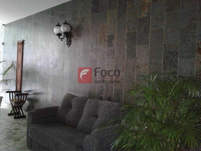 PORTARIA - Apartamento à venda Rua Lópes Quintas,Jardim Botânico, Rio de Janeiro - R$ 790.000 - FLAP22072 - 20