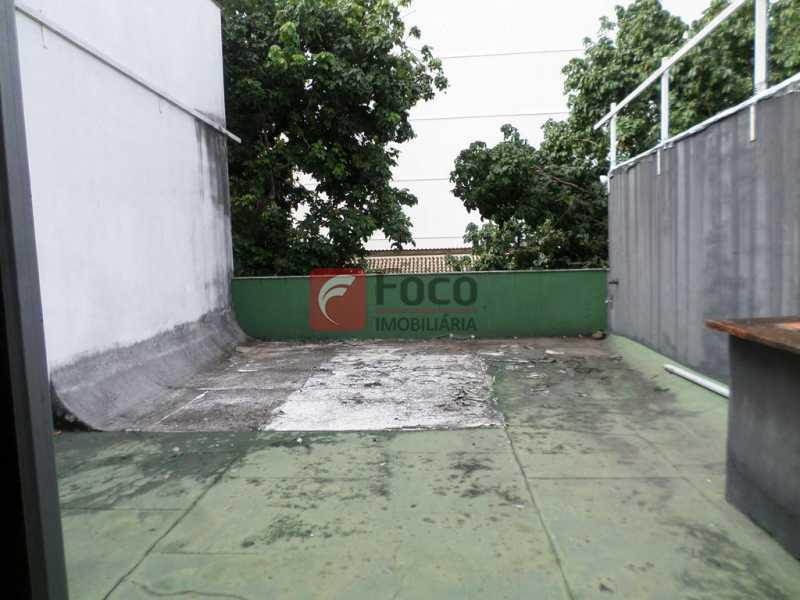 TERRAÇO DESCOBERTO - Prédio 495m² à venda Rua Alice,Laranjeiras, Rio de Janeiro - R$ 2.050.000 - FLPR00008 - 26