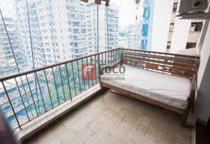 5 - Apartamento à venda Rua Professor Manuel Ferreira,Gávea, Rio de Janeiro - R$ 1.995.000 - JBAP30938 - 1