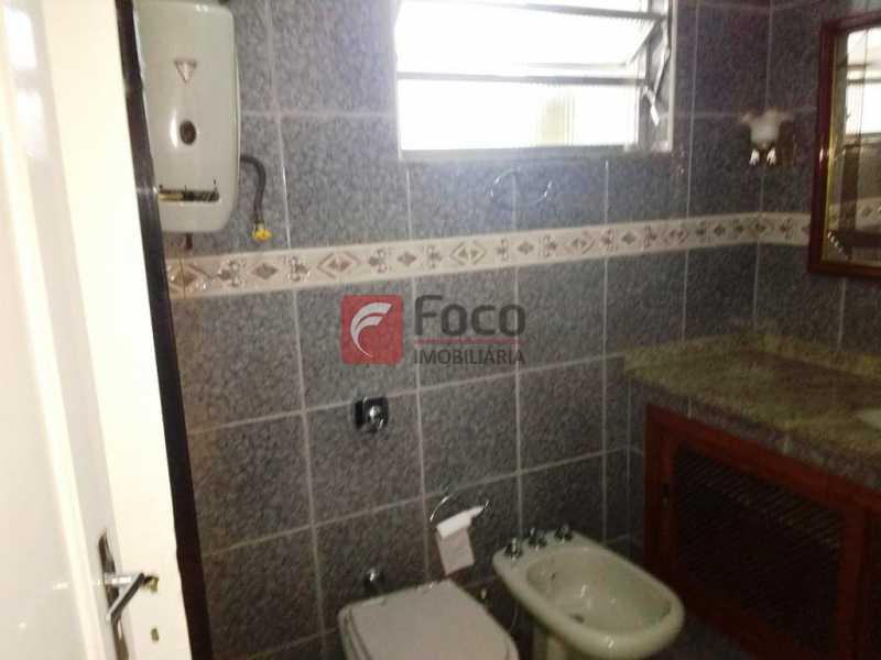BANHEIRO SOCIAL - Apartamento à venda Rua Soares Cabral,Laranjeiras, Rio de Janeiro - R$ 950.000 - FLAP31918 - 13