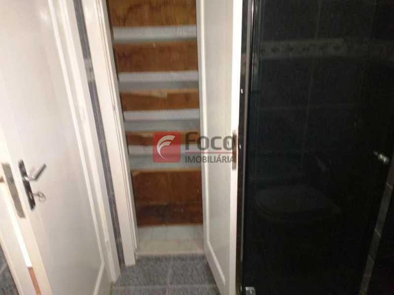 BANHEIRO SOCIAL - Apartamento à venda Rua Soares Cabral,Laranjeiras, Rio de Janeiro - R$ 950.000 - FLAP31918 - 14