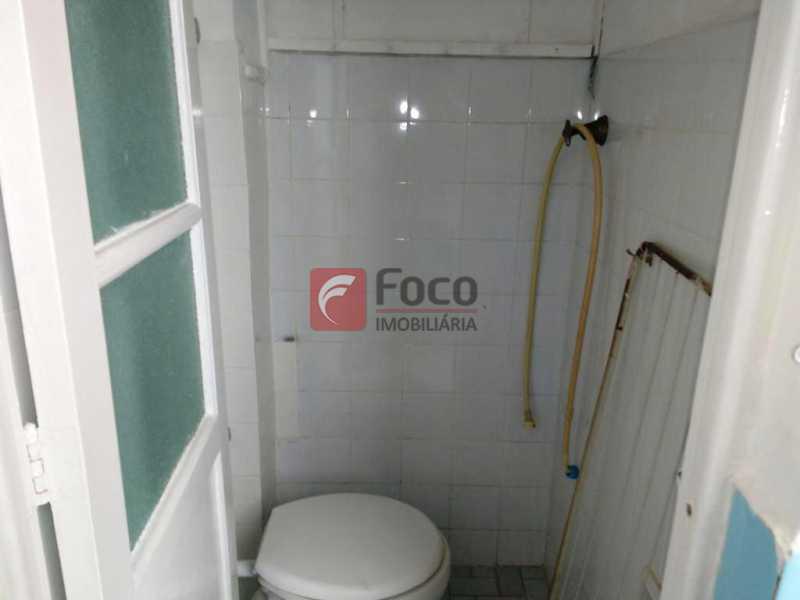 BANHEIRO EMPREGADA - Apartamento à venda Rua Soares Cabral,Laranjeiras, Rio de Janeiro - R$ 950.000 - FLAP31918 - 20
