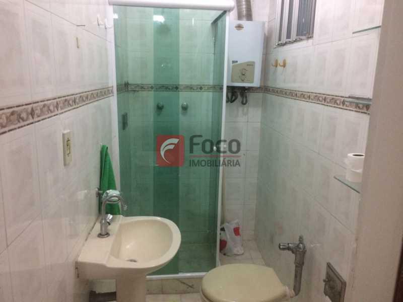 BANHEIRO - Kitnet/Conjugado 27m² à venda Rua Senador Vergueiro,Flamengo, Rio de Janeiro - R$ 400.000 - FLKI00591 - 5