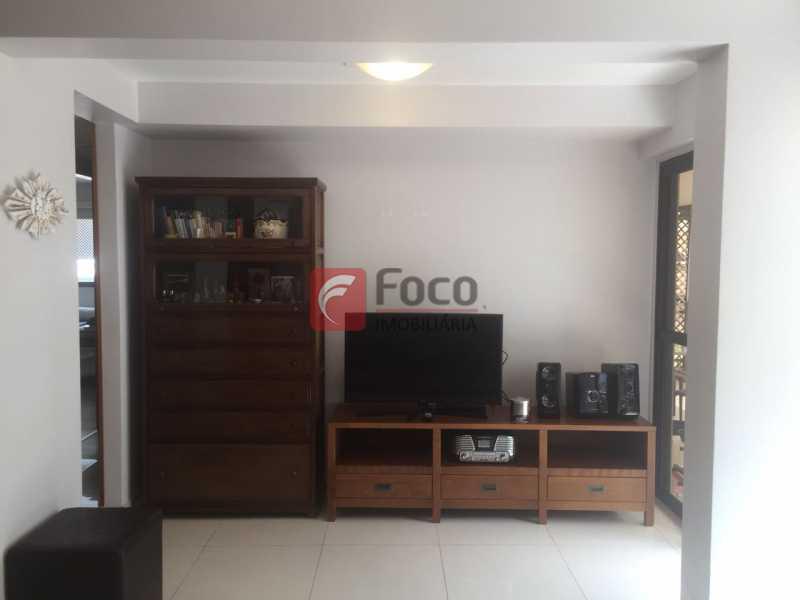 Sala Tv - Cobertura à venda Rua Oliveira Rocha,Jardim Botânico, Rio de Janeiro - R$ 3.870.000 - JBCO30113 - 7