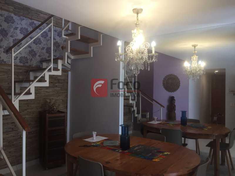Sala - Cobertura à venda Rua Oliveira Rocha,Jardim Botânico, Rio de Janeiro - R$ 3.870.000 - JBCO30113 - 6