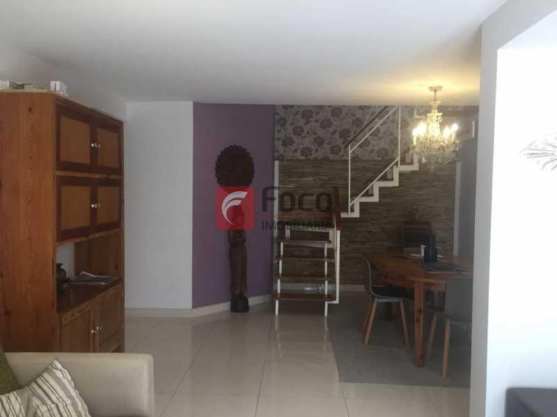 Sala - Cobertura à venda Rua Oliveira Rocha,Jardim Botânico, Rio de Janeiro - R$ 3.870.000 - JBCO30113 - 5