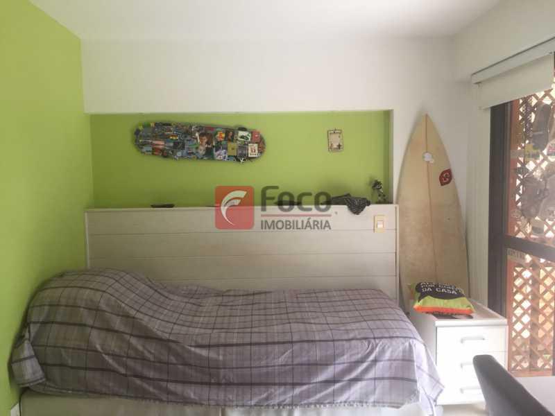 Suite 1 - Cobertura à venda Rua Oliveira Rocha,Jardim Botânico, Rio de Janeiro - R$ 3.870.000 - JBCO30113 - 10