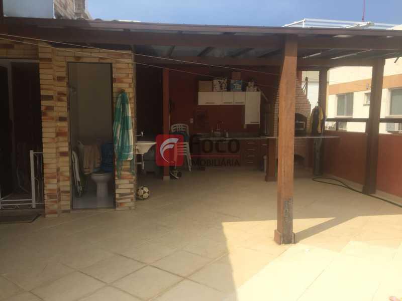 Terraço - Cobertura à venda Rua Oliveira Rocha,Jardim Botânico, Rio de Janeiro - R$ 3.870.000 - JBCO30113 - 4
