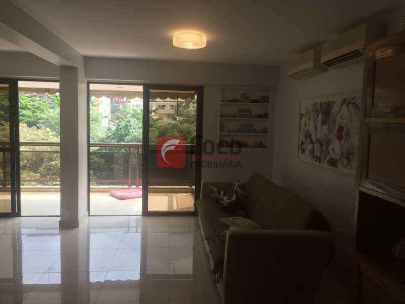 Sala - Cobertura à venda Rua Oliveira Rocha,Jardim Botânico, Rio de Janeiro - R$ 3.870.000 - JBCO30113 - 3