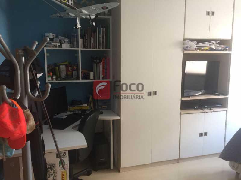 Suite 2 - Cobertura à venda Rua Oliveira Rocha,Jardim Botânico, Rio de Janeiro - R$ 3.870.000 - JBCO30113 - 15