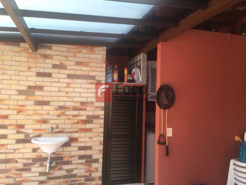 Terraço - Cobertura à venda Rua Oliveira Rocha,Jardim Botânico, Rio de Janeiro - R$ 3.870.000 - JBCO30113 - 25