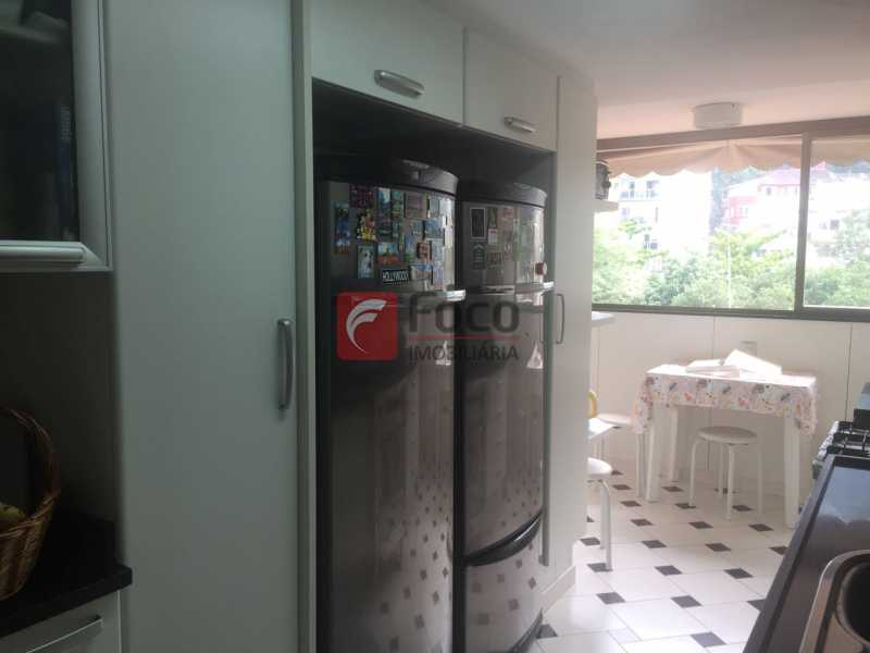 Cozinha - Cobertura à venda Rua Oliveira Rocha,Jardim Botânico, Rio de Janeiro - R$ 3.870.000 - JBCO30113 - 21