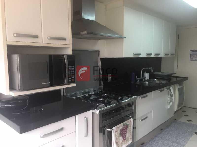 Cozinha - Cobertura à venda Rua Oliveira Rocha,Jardim Botânico, Rio de Janeiro - R$ 3.870.000 - JBCO30113 - 20