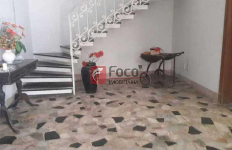 17 - Casa à venda Rua Ramon Franco,Urca, Rio de Janeiro - R$ 2.950.000 - JBCA30023 - 4