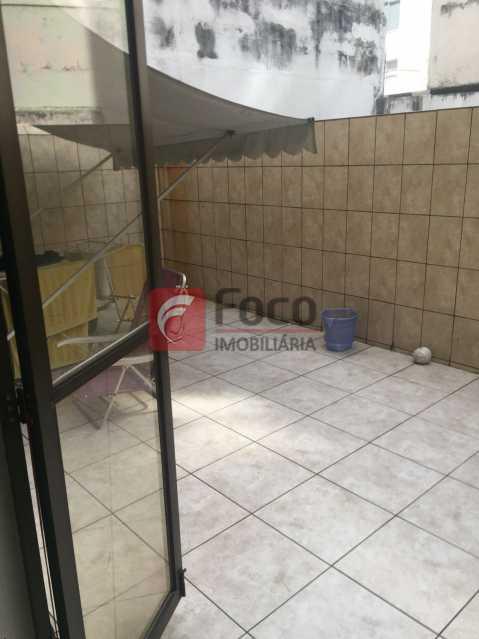 ÁREA EXTERNA - Apartamento à venda Rua Artur Bernardes,Catete, Rio de Janeiro - R$ 670.000 - FLAP22094 - 1