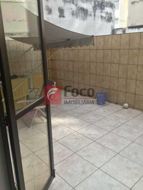 ÁREA EXTERNA - Apartamento à venda Rua Artur Bernardes,Catete, Rio de Janeiro - R$ 670.000 - FLAP22094 - 10
