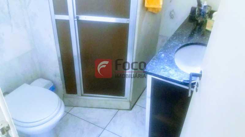 BANHEIRO - Apartamento à venda Rua da Glória,Glória, Rio de Janeiro - R$ 535.000 - FLAP22103 - 14